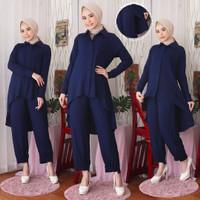 Beliza One Set - Setelan Hijab - Baju Wanita Murah
