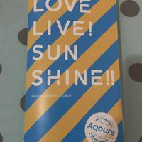 Aqours CLUB Bromide Album
