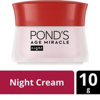 KECIL PONDS Age Miracle Night Cream Jar 10g
