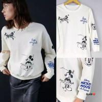 mickey n friends sweatshirt