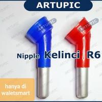 NIPEL R6 ARTUPIC Dot Minum Kelinci Marmut Tupai Burung Kucing Anjing