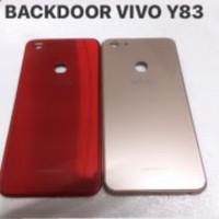 Backdoor Tutup Belakang Casing Vivo Y83 Finger Print Original