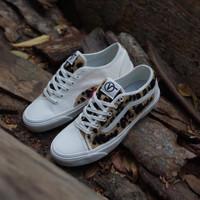 Sepatu Sneakers Vans BESS Ni Animal Leopard Pack ORIGINAL 100% BNIB