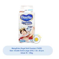 MamyPoko Extra Dry Tape Popok Perekat [XXL isi 32]