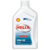 PROMO!! Shell Helix Astra 10W-30 - Oli mesin mobil 1 liter