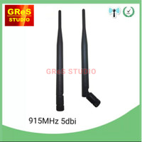 915MHz Antenna 5dbi SMA Male Straight Antenna for GSM Signal Repeater
