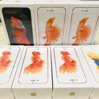 iPhone 6S Plus 64GB Gold/Grey/Rose Garansi 1 Tahun Distributor