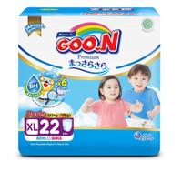 GOO.N Excelent Soft Premium Pants Jumbo Popok Anak XL22+4 pcs