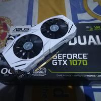 VGA Asus Dual Oc GTX1070 GTX 1070 8GB