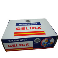 BALSEM OTOT GELIGA 10 GR 1 BOX 12 BOTOL