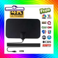 Antena TV Digital DVB-T2 4K Hight Gain 25 dB - TFL-D139 Antene TV