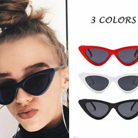 Kacamata Model Mata Kucing - Aksesoris Kaca Mata Gaya Fashion Korea Un