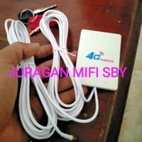 Antena Indoor Dual TS-9 Mifi Modem Router Huawei E5573 E5577 B618 B818