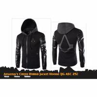 Jaket Gaming Assasin Creed Hybrid Hoodie JG ASC 25