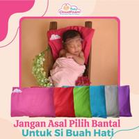Bantal Bayi Baby Cloudfoam Terapi Anti Peyang