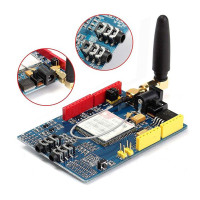 SIM900 Module Quad-Band GSM GPRS shield for arduino SIM 900