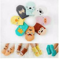 Kaos Kaki Anak Bayi Cute Animal 3D import