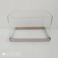Akuarium Bending 10L 30x18x20cm Optic Clear Kandila