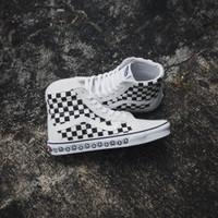 Vans SK8-Hi Reissue BMX Checkerboard White/Black