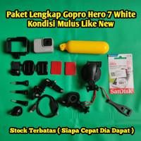 GOPRO HERO 7 WHITE RESMI GARANSI TAM GO PRO 7 HERO 7 UNTUK MOTOVLOG