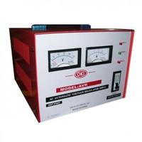 Oki AVR-500 Stabilizer 500VA Garansi 1 Phase Rumah Kapal 500Watt 500