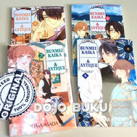 Komik KOMPLIT Bunmei Kaika & Antique by Kyoma Asada