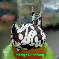 Udeng blangkon suroboyo motif parang