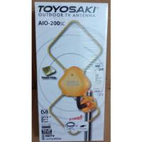 Antena TV Digital Toyasaki AIO-200 SD