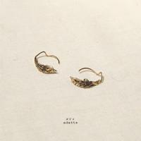 Adatte Earrings - Gold