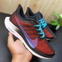 Sepatu Nike Zoom Pegasus 35 Turbo Black Saphire