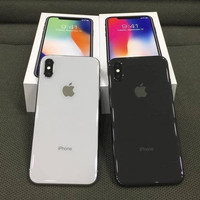 IPHONE X SECOND - Silver, 64 gb
