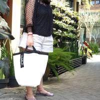 Tas Belanja Hawman/ Shopping Bag / Tote Bag /Shopper Bag/Groceries Bag