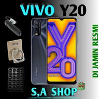 Vivo y20 ram 3/64 GB garansi resmi vivo