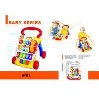 WALKER Baby Walker & Learning Toy