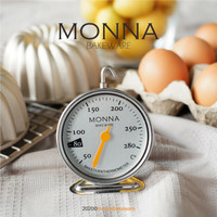 Thermometer Oven / Termometer Baking Monna Bakeware