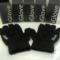 i - Glove Sarung tangan Capasitive smartphone - hitam