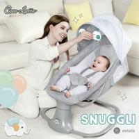 Cocolatte Swing Snuggli / Ayunan Bayi Elektrik