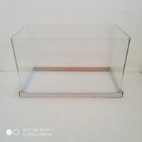 Akuarium Bending 39L 50x26x30cm Optic Clear Kandila