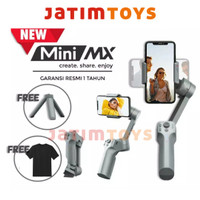 MOZA Mini MX Smartphone Gimbal Stabilizer Anti-shake Selfie Stick