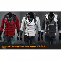 Jaket Anime Game Assasin Creed Casual Style Hoodie CT FH 12