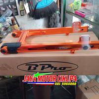 Swing Arm Sasis lengan ayun Bpro Yamaha Jupiter Z Vega R New Gold