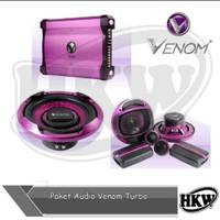 Paket Audio Venom Turbo All New Ertiga
