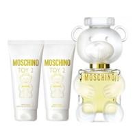 Moschino Toy 2 Perfume Gift Set EDP, Shower Gel, Body Lotion
