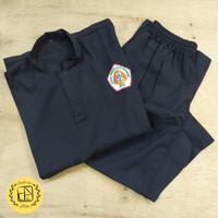 seragam pencak silat seragam ipsi baju silat size L japan drill