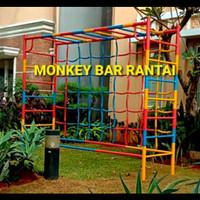 MONKEY BAR RANTAI. Arena Bermain Anak²