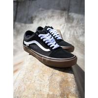 Sepatu Sneakers Vans Old School Sol Coklat Balck Gum Terbaru Keren OTW