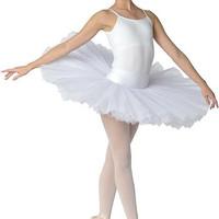 Rok Ballet Tutu Pancake pasdedeux / Tutu Piring Dewasa