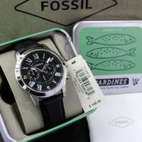 Jam Tangan Pria Fossil FS4812 FS 4812 Original Casual Style