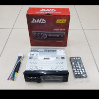 SINGLE DIN DVD DHD-9818 USB MULTIMEDIA PLAYER MURAH