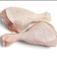 Paha Ayam Potong Segar Berkualitas - 500 Gram